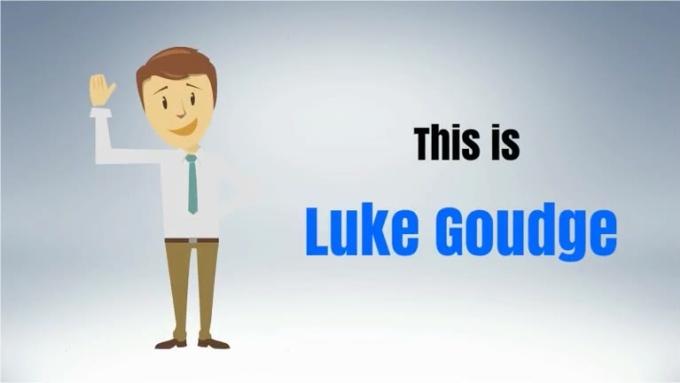 Luke Goudge