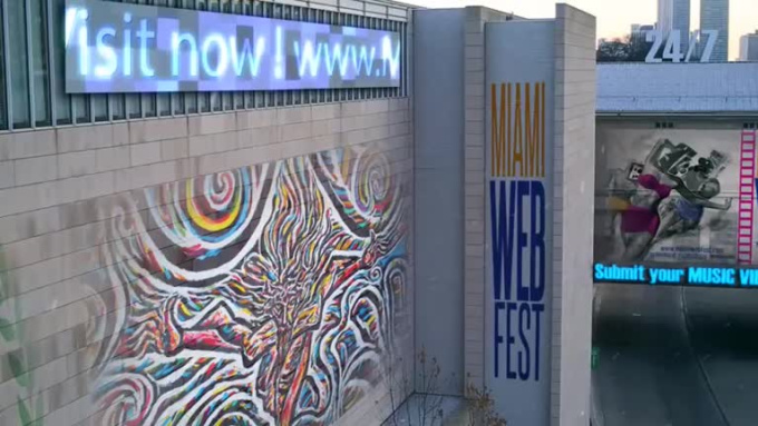 Miami Web Fest Mega City Commercial video in 720p HD High Quality