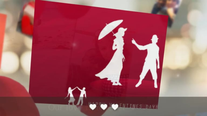 Happy Valentines Day Bae
