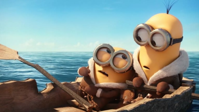 minions boat My so called vet life 1080p