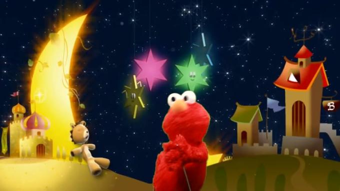 Elmo MESSAGE  Gig for seanwhite93