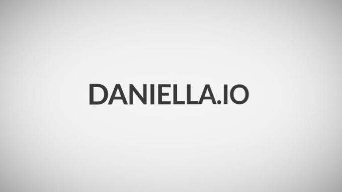 Daniella Intro