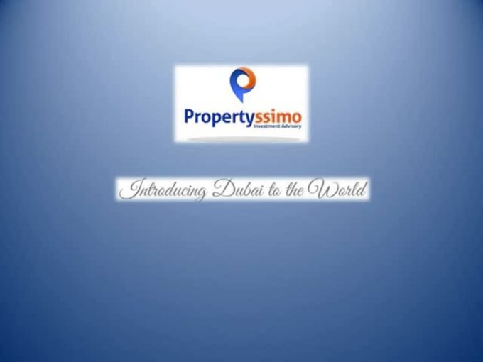 Propertyssimo Project 1 PSO-S-1193 Video