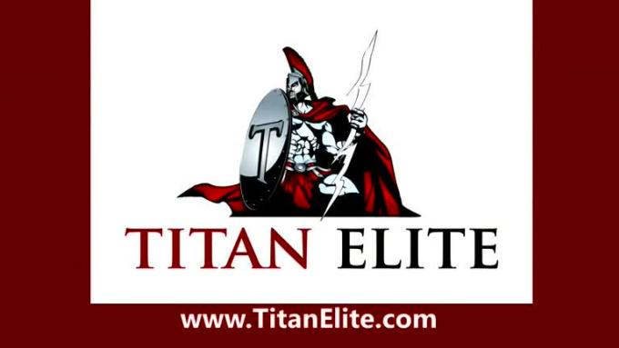 Intro titanelite1 RED logo 8 sec