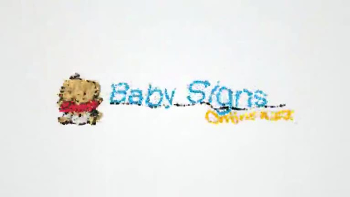 Baby signs video intro