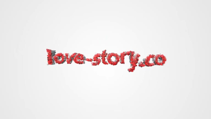 love story video intro