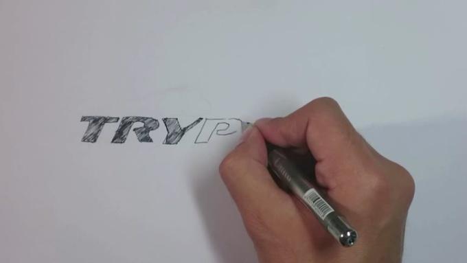 Trypper_Logo video