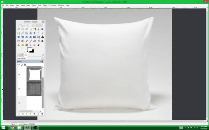 Pillow Template Tutorial