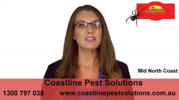 Coastline Pest Solutions With Logo