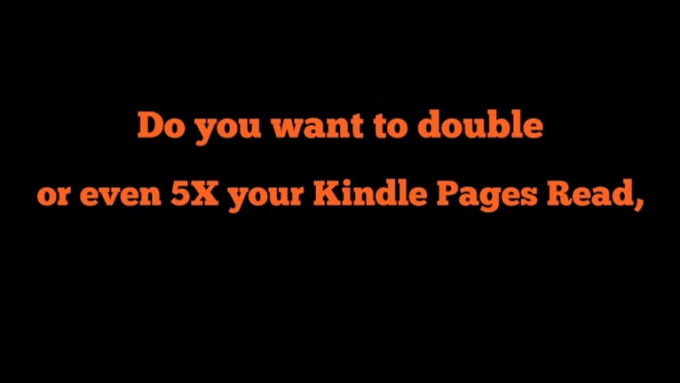 Kindle Pages