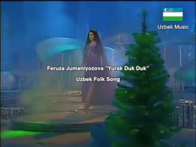 Uzbek_Folk_Song_Yurak_Duk_Duk