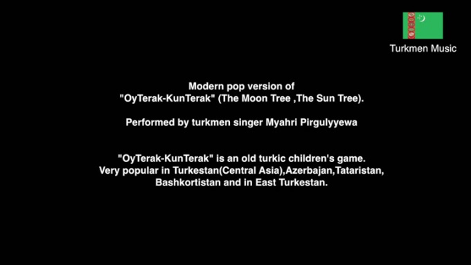 Myahri - Ayterek-Gunterek