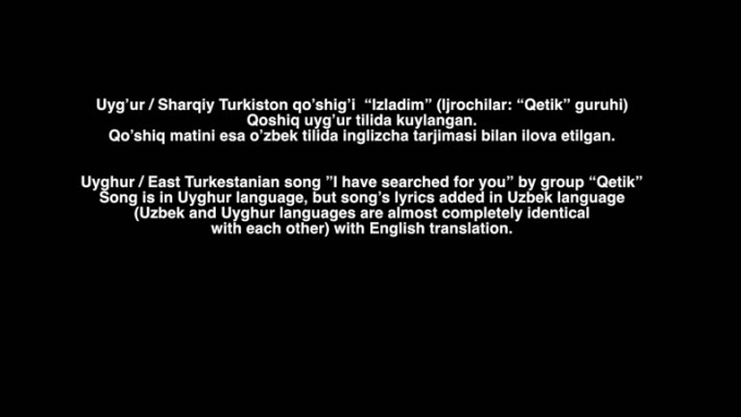 Uyghur_modern_pop_music__Izladim