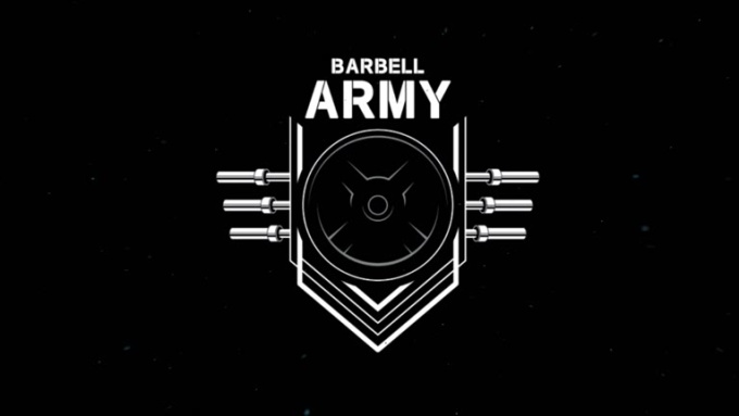 barbell army