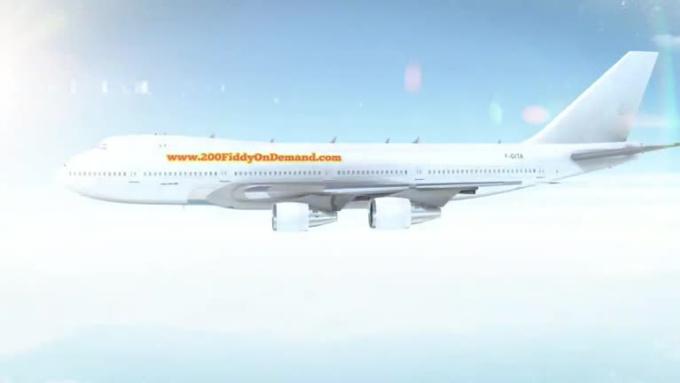 Nudayforever_Airplane_Branding_720p_HD