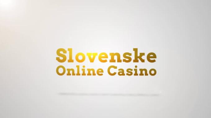 Slovenske Online Casino 1