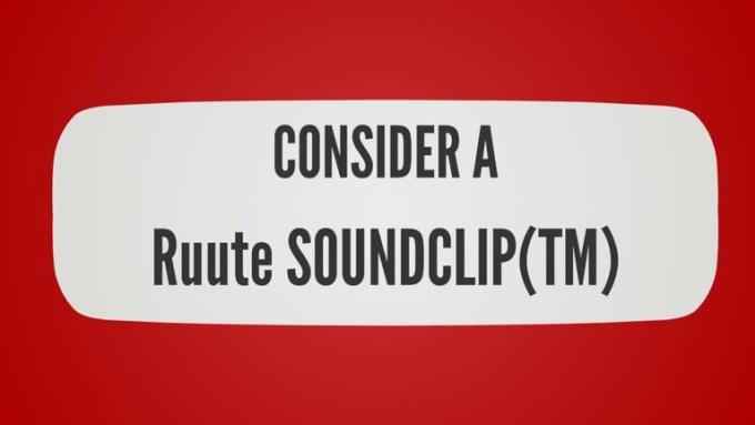 Ruute SoundClip