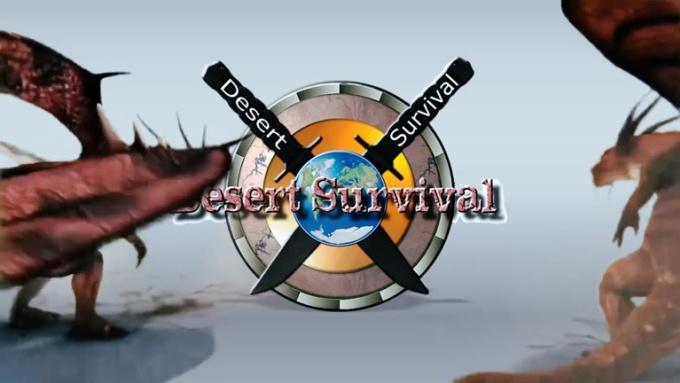 dragons Desert Survival 720p