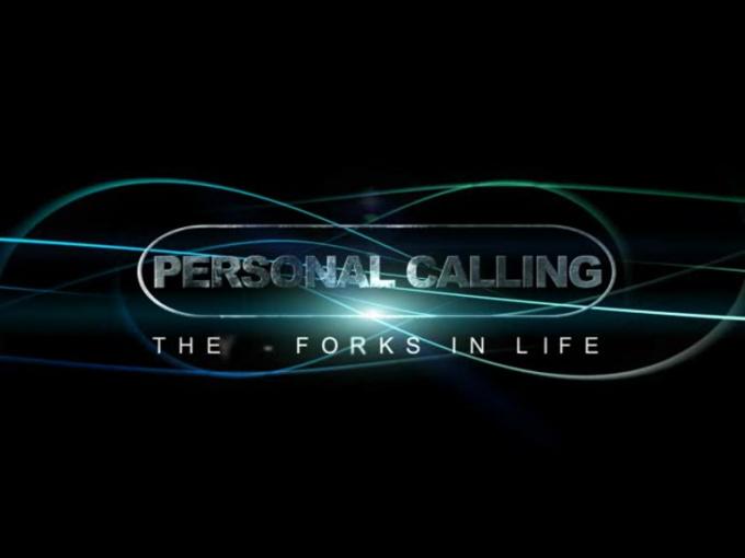 personal calling