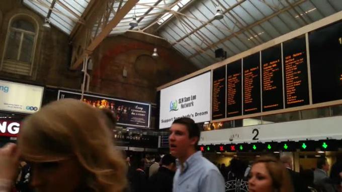 TrainStationBoard_samlee888