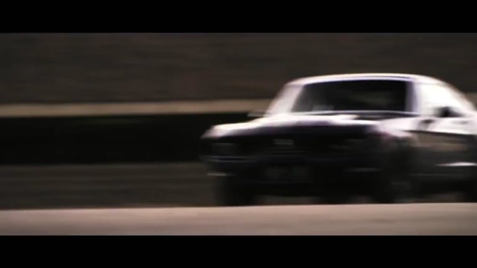 oliverwelter Action scene Muscle car done