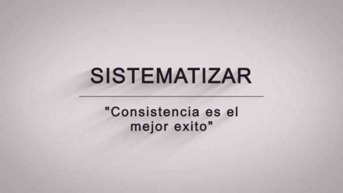 Sistematizar