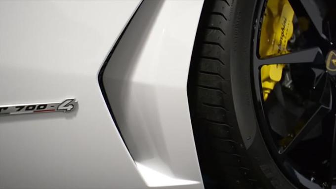borismallkowsky Awesome Lamborghini Aventador Done