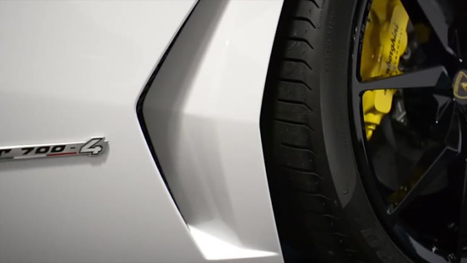 elvisdaf  Awesome Lamborghini Aventador done