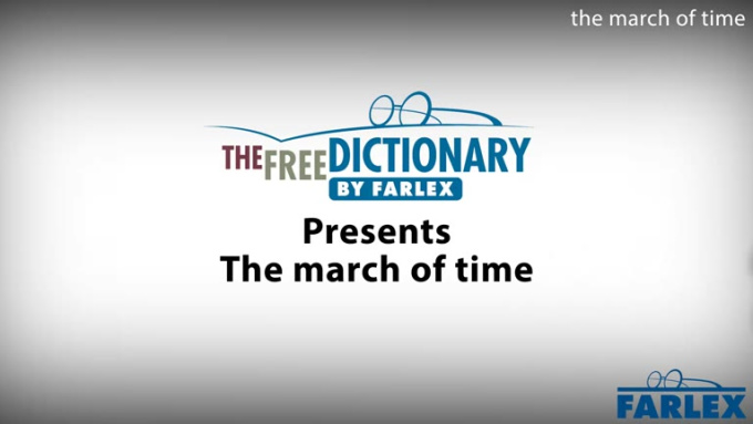 themarchoftime