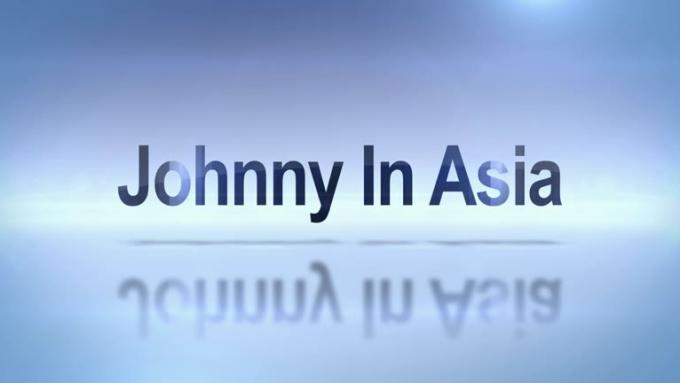 Johnny in Asia