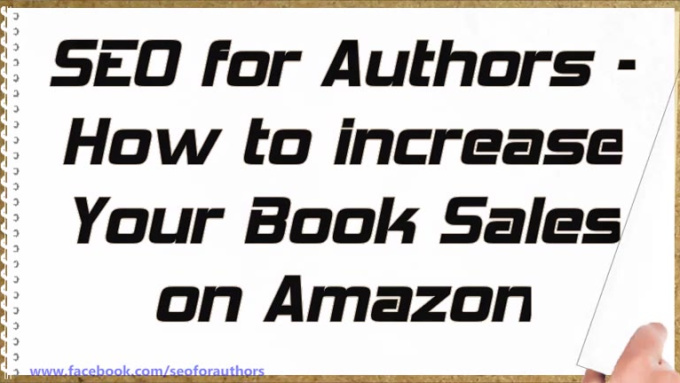 SEO for Authors Option 1