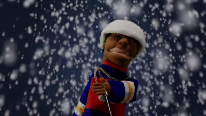 Puppets_Christmas_gig_for_tiffanyflourish