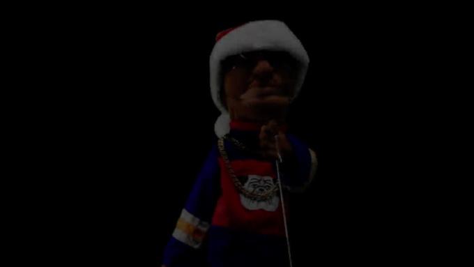 Puppets_Christmas_gig_for_djcherish