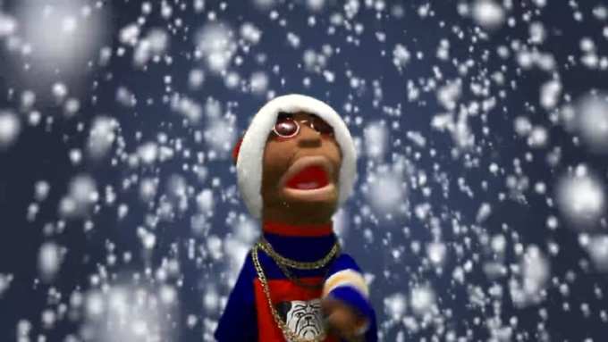 Puppets CHRISMAS GIG FOR astgte C