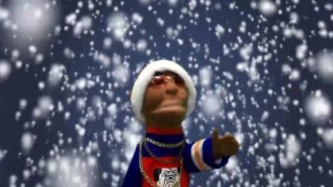 Puppets CHRISMAS GIG FOR katsent B