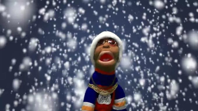 PUPPETS christmas GIG FOR dalewurfel B