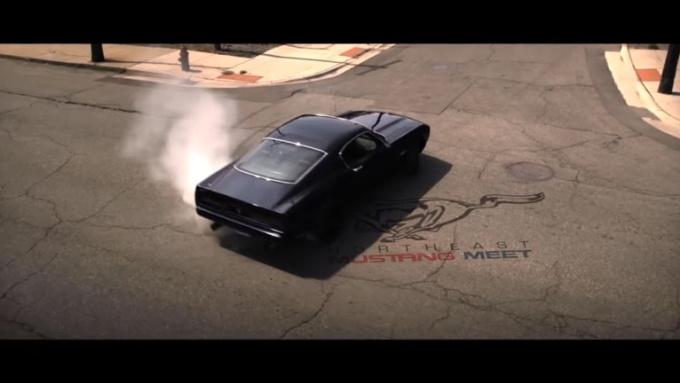 muscle car edit2 logo Northeast Mustang meet 720p