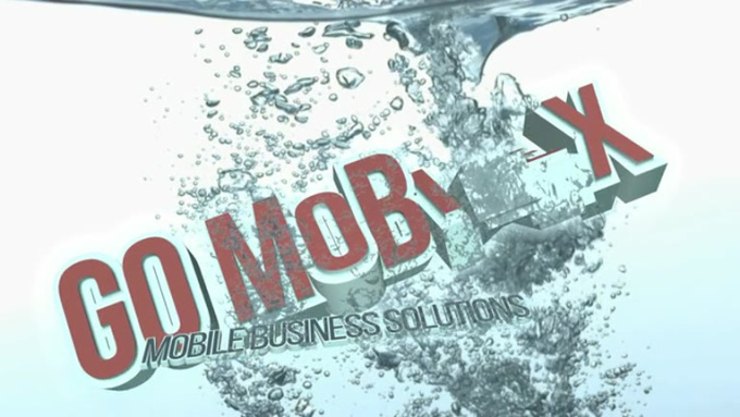 Splash Intro - Go Mobile X