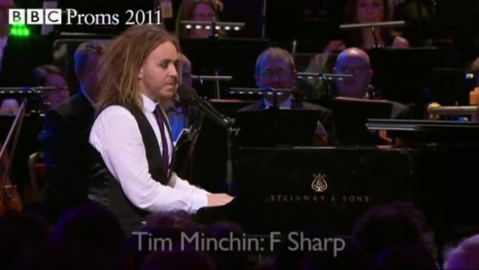 BBC Proms 2011  Tim Minchin - F Sharp_subs