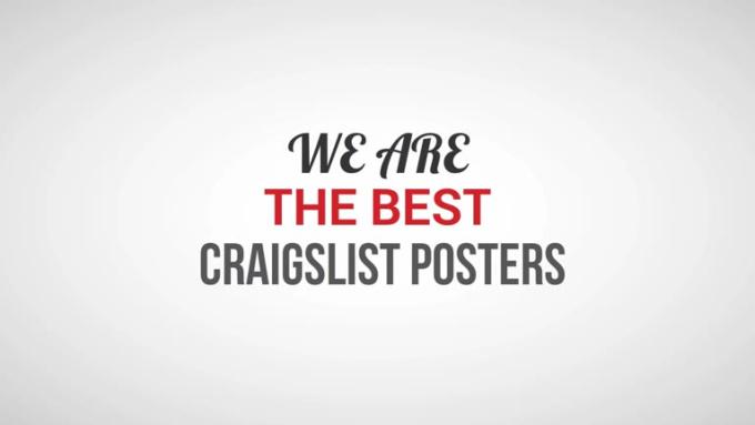 Craiglist Poster