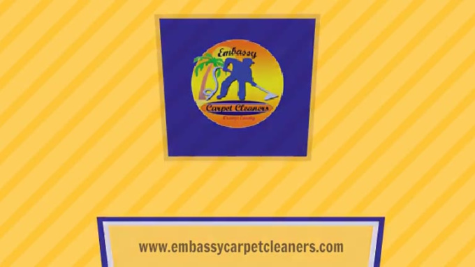 Embassy Carpet Cleaners July