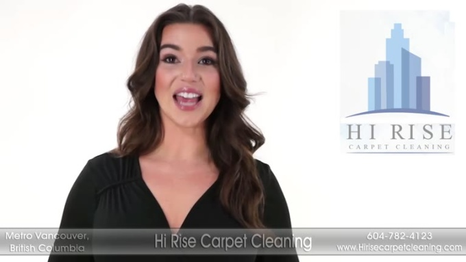 Carpet Cleaning Video logo