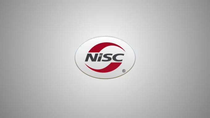 NISC 3D Logo Animation Video Intro in Full HD
