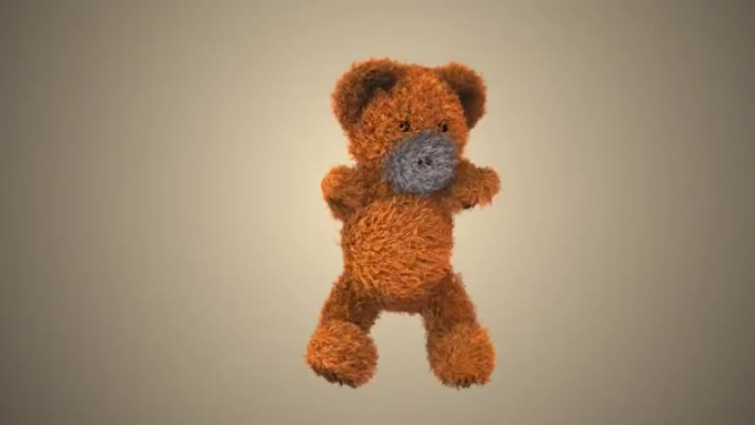 Kimbles - Dancing Teddy Bear Animation with Default Sound