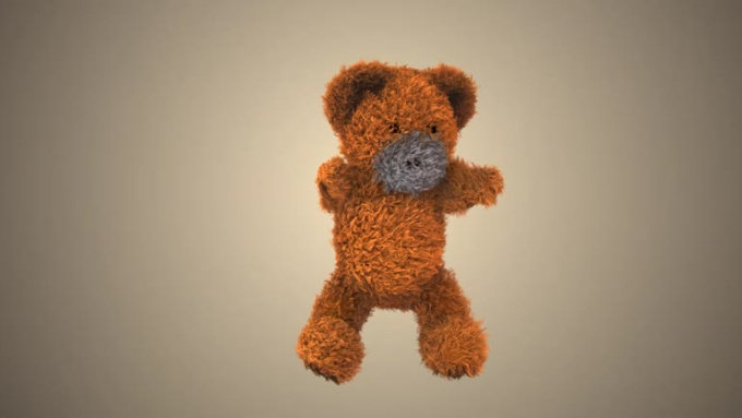 Somos- Dancing Teddy Bear Animation SFX AE