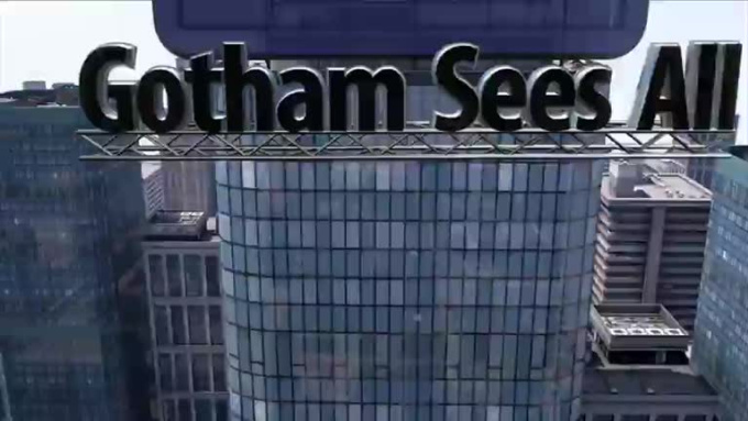 Gotham City Intro