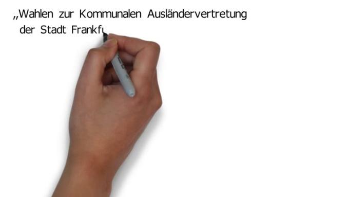 Internationale Stimme Frankfurt