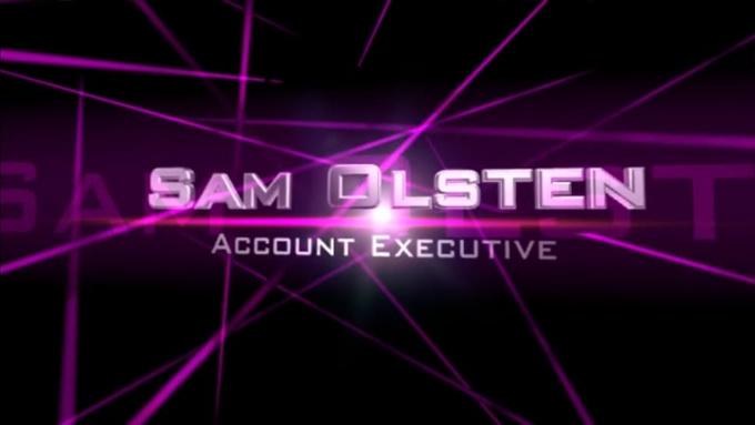 Cinema Intro - Sam Olsten - Purple