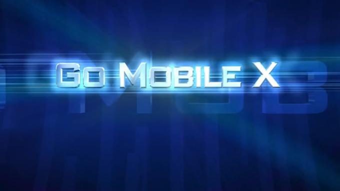 Cinema Intro - Go Mobile X