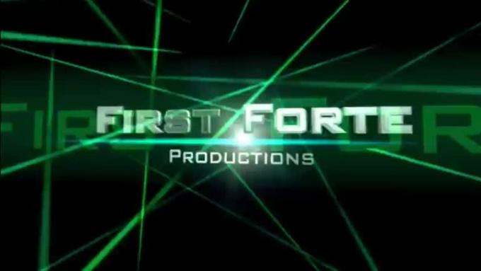 Cinema Intro - First Forte - Green